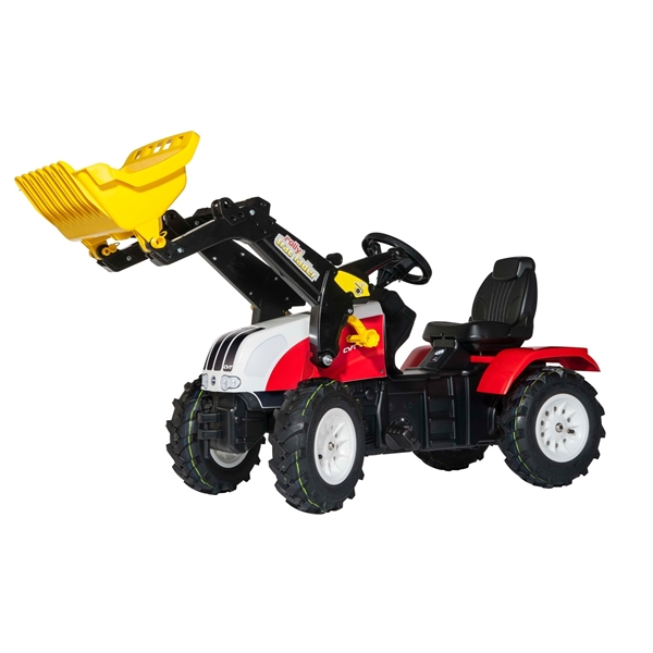 Picture of Children's STEYR 6240 Pedal Tractor, pneumatic tyres