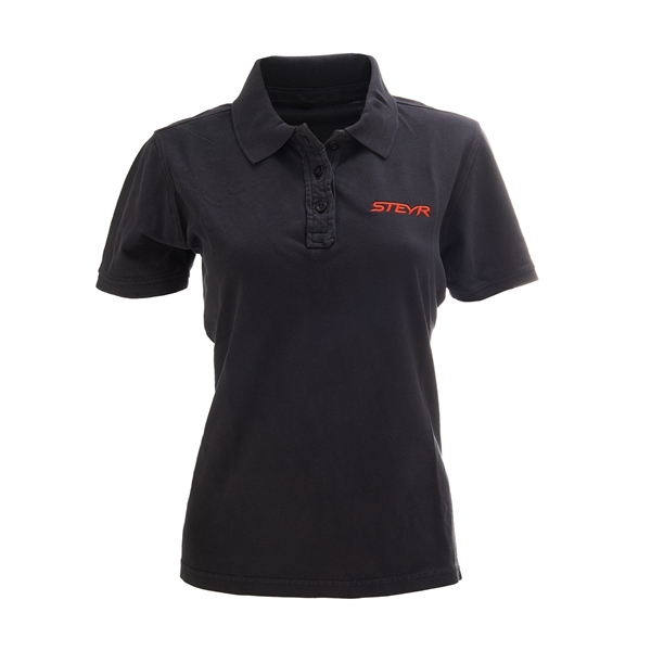 Picture of Women's Polo Shirt, dark grey