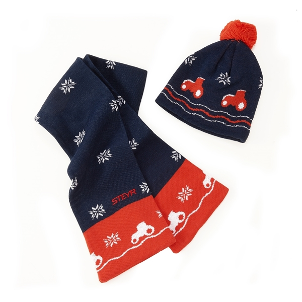 Picture of Knitted Set for Children