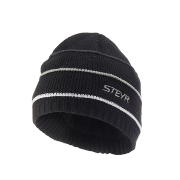 Picture of Knitted Hat with Stripes