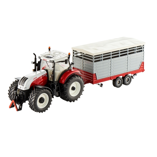 Picture of Model 230 CVT with Livestock Trailer
