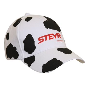 Picture of Children's cap, Cow