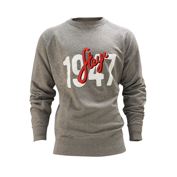 Picture of Grey men's 1947 sweatshirt