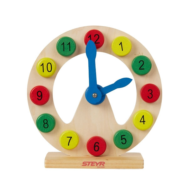 Picture of WOODEN CLOCK