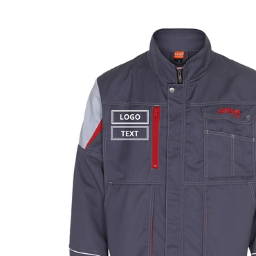 Picture of Work Jacket, Logo + Name